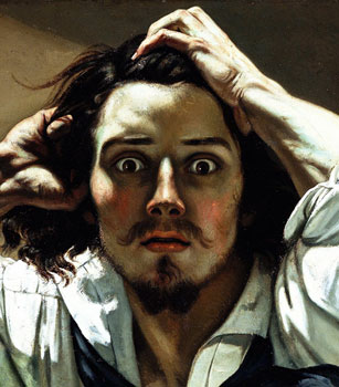 Personality ... MBTI Enneagram Gustave Courbet ... loading picture